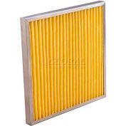 "Koch™ Filter 102-730-016K Multipleat High Temp Oven Filter With Gasket 20""W x 20""H x 4""D - Pkg Qty 6"