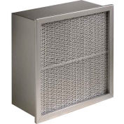 "Koch™ Filter 110-770-003K 95% MultiCell High Temp Oven Filter With Gasket 20""W x 24""H x 12""D"