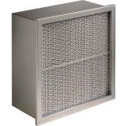"Koch™ Filter 110-776-004K 95% Multicell High Temp Oven Filter Hdr & Gasket 20""W x 20""H x 12""D - Pkg Qty 2"