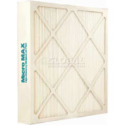 "Koch™ Filter 120-701-001 80-85% No Header Micromax Ext. Surface, Bb Frame 24""W x 24""H x 4""D - Pkg Qty 3"