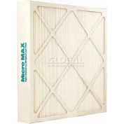 "Koch™ Filter 120-701-008 80-85% No Header Micromax Extended Surface Bb Frame 12""W x 24""H x 4""D - Pkg Qty 6"