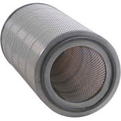 "Koch™ Filter C33H127-108 Dust Collector Cartridge Open/Closed 12-7/8""W x 26-5/8""H x 12-7/8""D"