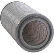 "Koch™ Filter C33H127-119 Dust Collector Cartridge Open/Closed 12-5/8""W x 37""H x 12-5/8""D"
