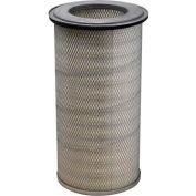 "Koch™ Filter C55A142-502 Dust Collector Cartridge Rd Gasket Drop-In 14-1/2""W x 37""H x 14-1/2""D"