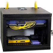 Kendall Howard™ 8U Security Wall Rack Enclosure