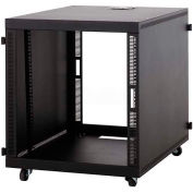 Kendall Howard™ 12U Compact Series SOHO Server Rack No Doors