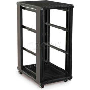 "Kendall Howard™ 27U LINIER® Server Cabinet - No Doors/No Side Panels - 36"" Depth"