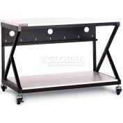 """Kendall Howard™ 48"""" Performance Work Bench With Full Bottom Shelf No Upper Shelving"""