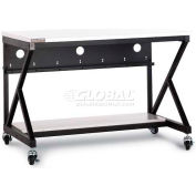"Kendall Howard™ 48"" Performance Work Bench No Upper Shelving"