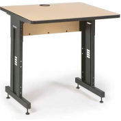 "Kendall Howard™ - Advanced Classroom Training Table 30"" x 36"" - Hard Rock Maple"