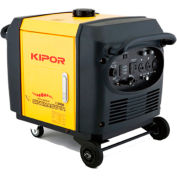 Kipor IG3000 EPA, 3000 Watt, Inverter Generator, Enclosed Frame, EPA Approved, Recoil/Electric Start