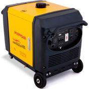 Kipor IG4300 EPA, 4000 Watt, Inverter Generator, Enclosed Frame, EPA Approved, Recoil/Electric Start