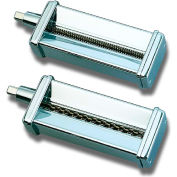 KitchenAid® Pasta Cutter Set For Use W/ Pasta Roller - Angel Hair/Thick Noodle Cutter - KPCA