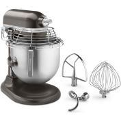 KitchenAid KSMC895DP - Commercial 8 Qt. Stand Mixer With Bowl Guard, Dark Pewter, NSF