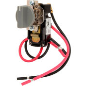 King Thermostat Kit EFT-1 Single Pole 22 Amp Grey For EFT-1 Series