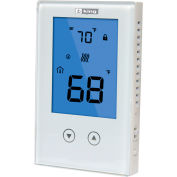 King Electric Line Voltage Non-Programmable Thermostat K322E Double-Pole Heat Only 120/208/240V 15A