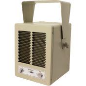 King Pic-A-Watt® Unit Heater KBP2406, 5700W Max, 240V, 1 Phase, Almond