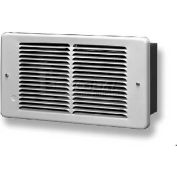 King Pic-A-Watt® Compact Wall Heater PAW1215, 1500W Max, 120V, White