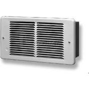King Pic-A-Watt® Compact Wall Heater PAW1215-W, 1500W Max, 120V, White