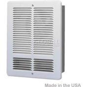 King Forced Air Wall Heater W2410-W, 1000W, 240V, White