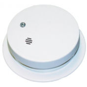Kidde 0914E Battery Operated Smoke Alarm, 9V Battery