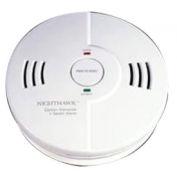 Combination Carbon Monoxide & Smoke Alarm, Kidde 900-0102-02 - Pkg Qty 3
