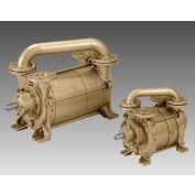 Dekker DV0036B-DA2 Liquid Ring Vacuum Pump, 35 ACFM, 3HP