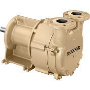 Dekker DV0200D-PA3 Liquid Ring Vacuum Pump, 200 ACFM, 15HP