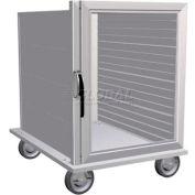 Lockwood Half Size Storage Display Cabinet, Clear Door - CA31-ES16-CD