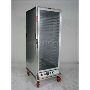 """Lockwood Insulated Proofer/Hot Storage Cabinet, 75""""H x 29""""W x 35""""D, 18 Pans - CA71-PFIN-CD"""