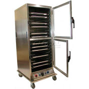 """Lockwood Insulated Proofer/Hot Storage Cabinet, 75""""H x 29""""W x 35""""D, 35 Pans - CA71-PFIN-CDD"""