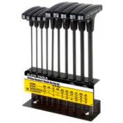 T-Handle Metric Hex Key Sets, KLEIN TOOLS JTH68M