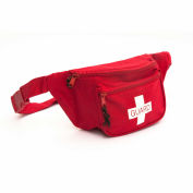 Kemp Fanny Pack With Screenprint Guard, Red, 10-103-RED