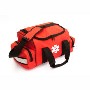 Kemp Maxi Trauma Bag, Orange, 10-107-ORG
