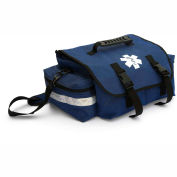 Kemp First Responder Bag, Navy, 10-108-NVY