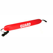 """Kemp 50"""" Rescue Tube, Red, 10-201-RED"""