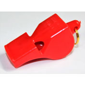 Kemp Bengal 60 Whistle, Red, 10-426-RED