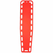 """Kemp 18"""" AB Spine Board, Red, 10-993-RED"""
