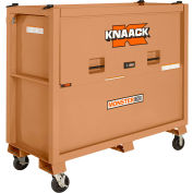 Knaack 1000 Monster Box™ Piano Box, 48 Cu. Ft., Steel, Tan