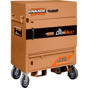 Knaack 118-M Datavault™ Mobile, Steel, Tan
