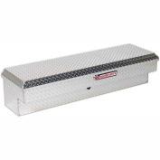 Weather Guard Lo-Side Truck Box, Aluminum Standard 4.1 Cu. Ft. Capacity - 174-0-01
