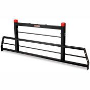 """Weather Guard PROTECT-A-RAIL® Heavy Duty Truck Cab Protector, Black 71""""L x 26-3/8""""H - 1908"""