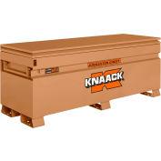 Knaack 2472 Jobmaster® Chest, 24.5 Cu. Ft., Steel, Tan