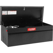 Weather Guard Defender Universal Truck Chest Box, Black Aluminum 18.8 Cu. Ft. - 300401-53-01