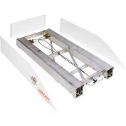 "Weather Guard BED RAT® Sliding Platform White, 54""L x 22""W x 4-3/4""H - 3100"