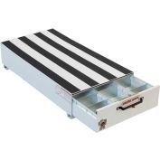 "Weather Guard PACK RAT® 3 Compartment Drawer Unit White, 48""L x 30""W x 12-1/2""H - 337-3"