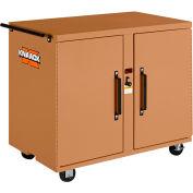 Knaack 40 Jobmaster® Rolling Work Bench, 800 Lbs, Steel, Tan