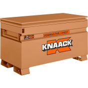 Knaack 4824 Jobmaster® Chest, 16 Cu. Ft., Steel, Tan