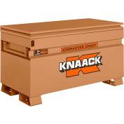 Knaack 4824 Jobmaster® Chest, 16 Cu. Ft., Steel, Tan