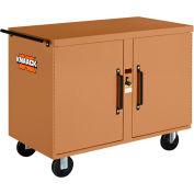 Knaack 49 Storagemaster® Rolling Work Bench, 1,000 Lbs, Steel, Tan